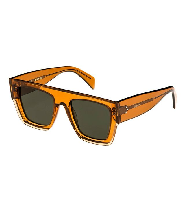 51Mm Rectangular Sunglasses -