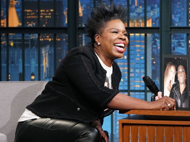 Leslie Jones's Olympics Commentary