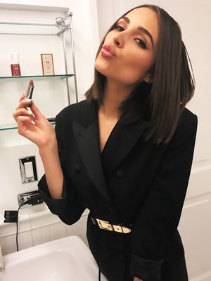 Exclusive: This Is How Olivia Culpo Gets Ready for a Night Out