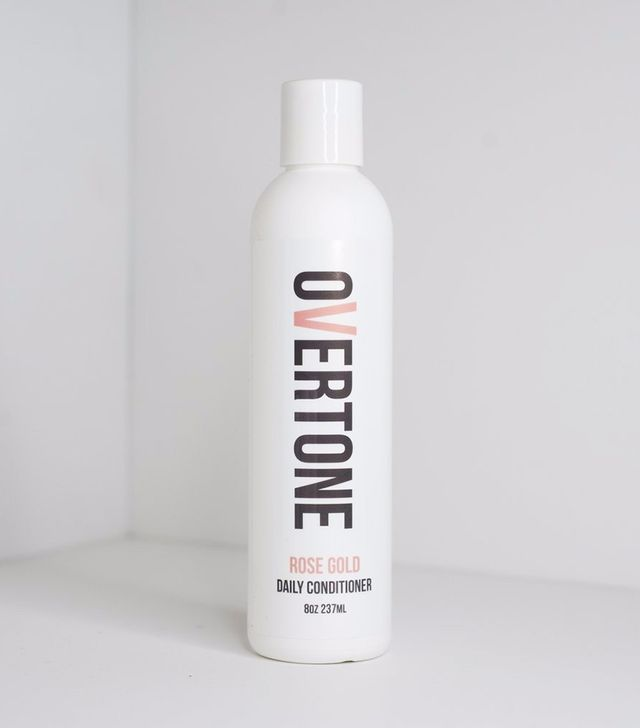 Overtone Rose Gold Daily Conditioner