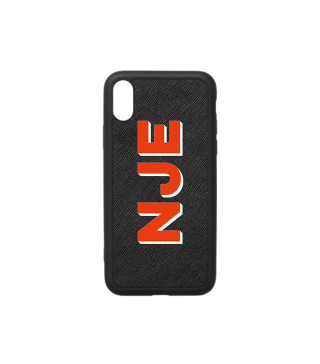 The Daily Edited Black iPhone X Case