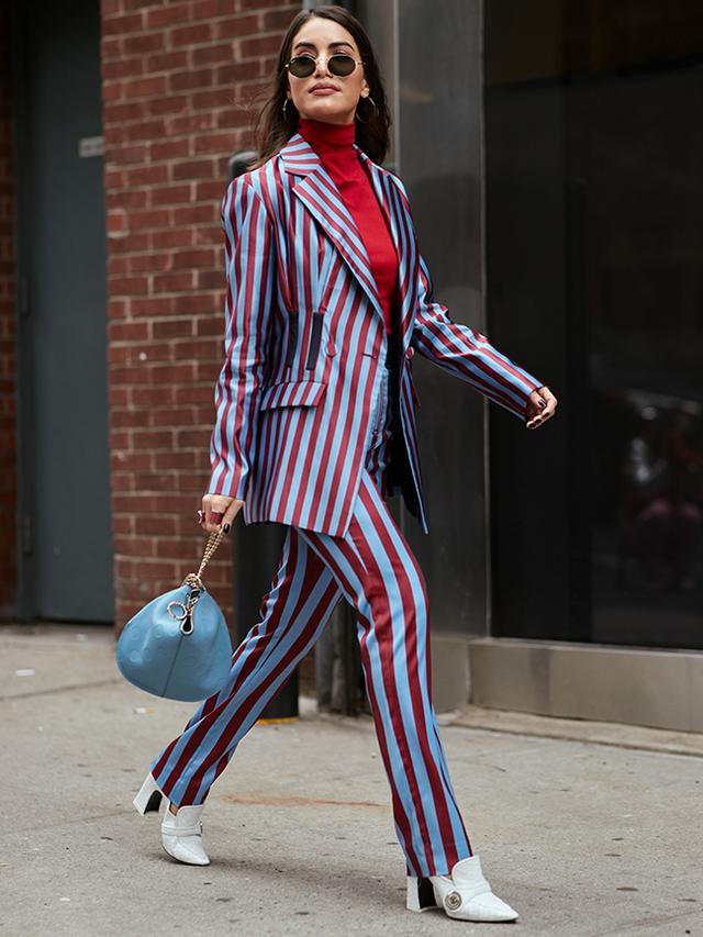 New York Fashion Week Street Style February 2018 ...