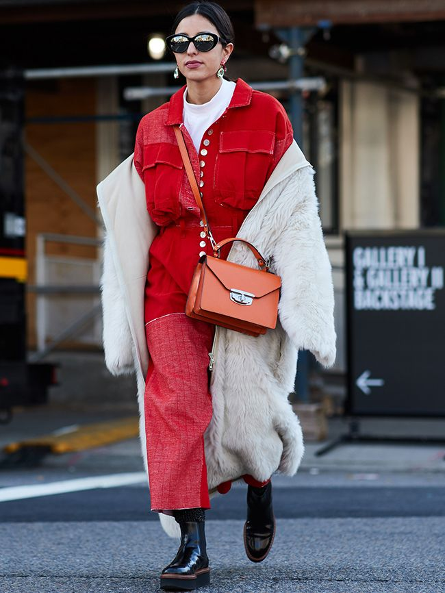 New York Fashion Week Street Style February 2018