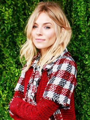 Sienna Miller Just Wore the Coat That Has Invaded the High Street