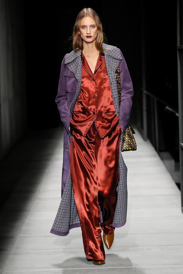 bottega veneta fall 2018 runway new york