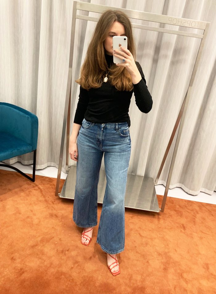 The Best Jeans From Topshop