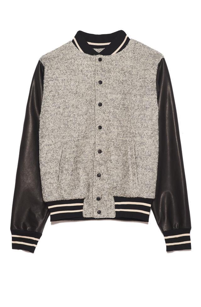 Nehra Simone Unisex Varsity Jacket