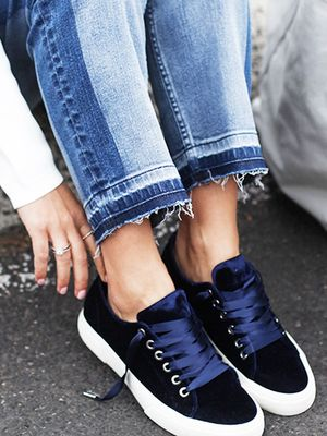 Elevate Your Outfits With These 10 Velvet Sneakers
