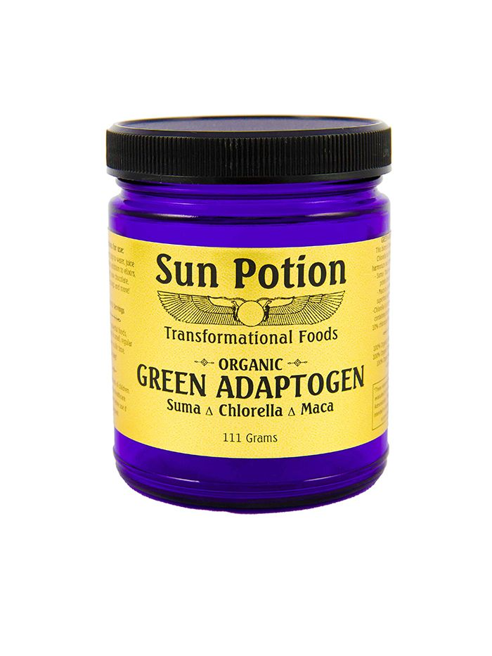 Green Adaptogen by Sun Potion