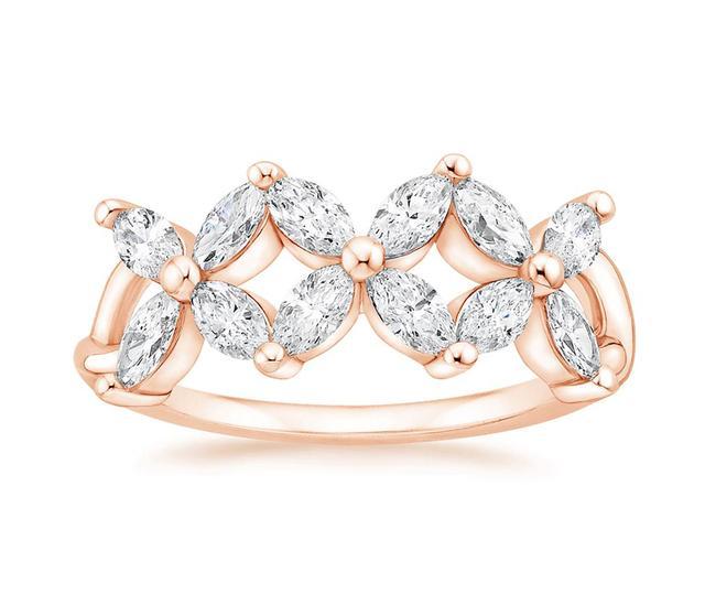 Brilliant Earth Iris Diamond Ring