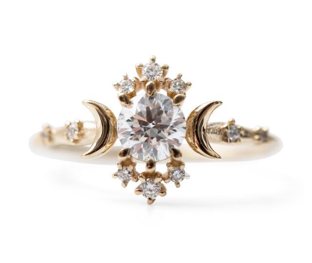 Sofia Zakia Wandering Star Ring