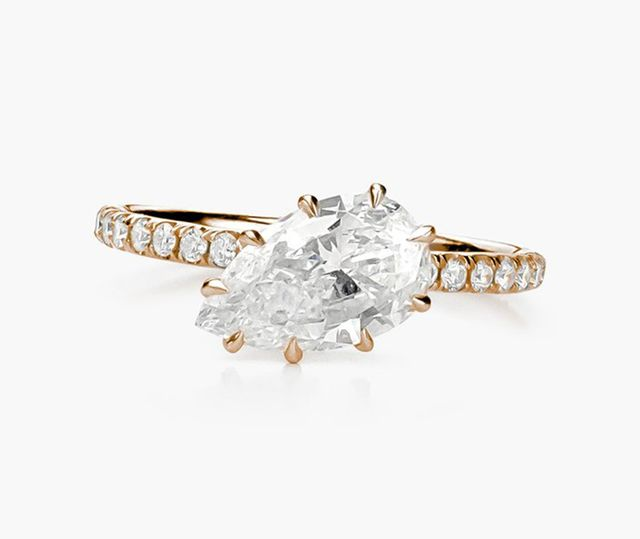 Jade TrauFree Bird Ring (price upon request) Artfully off-center..