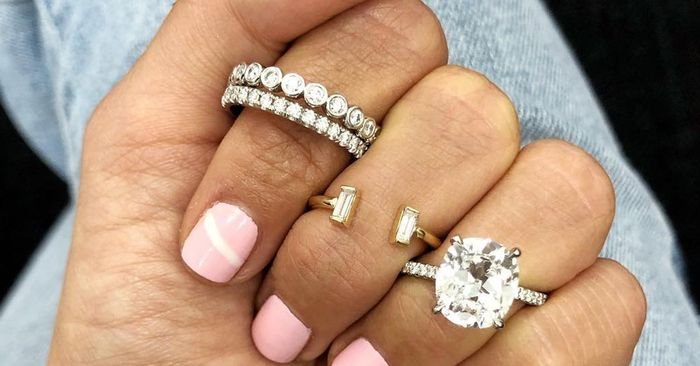 Brides Are Opting for These Unique Engagement Rings