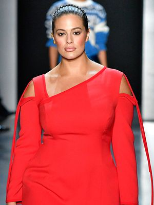 Ashley Graham Just Wore Our Dream Shoes on the Runway