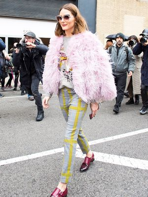 Olivia Palermo is Every Australian Woman's Autumn Style Inspiration