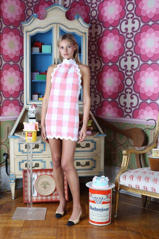Paris 99 The Paige Dark Pink
