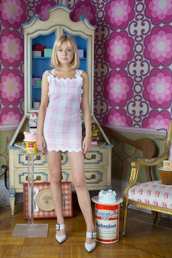 Paris 99 The Eileen Light Pink