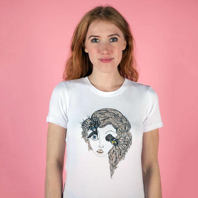 BKC Ophelia Print T-Shirt