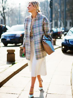 The Coolest Coats to Take You Into Spring
