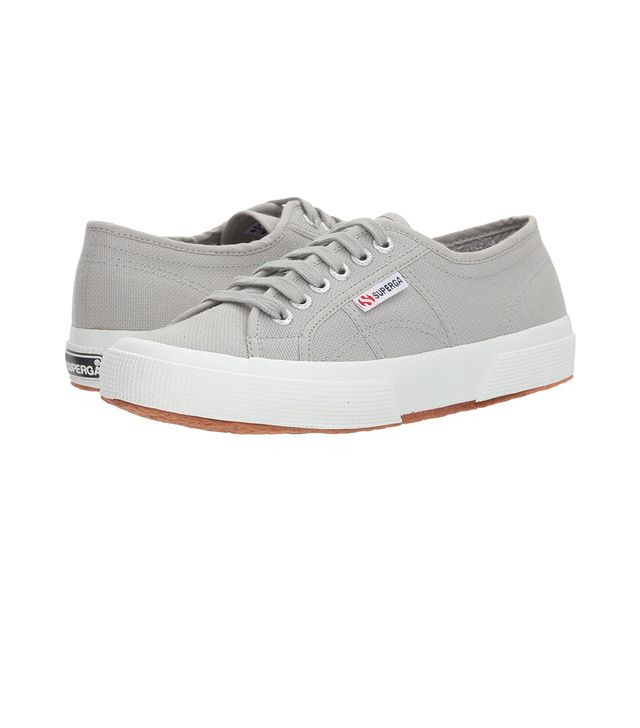 Women's 2750 Cotu Classic Fashion Sneaker, Total Light Grey, 37 EU/6.5 M US