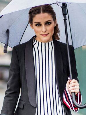 Olivia Palermo Has a New Favourite Styling Trick This NYFW
