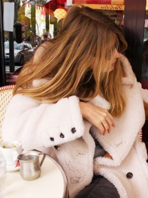 Bet You Didn't Think You Could Buy a Coat Like This at Gap