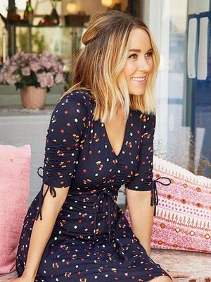 Lauren Conrad's $37 Dress Is Exactly What We Want for Summer