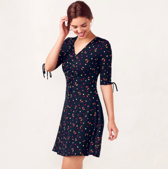 Lauren Conrad S Affordable Dress Who What Wear
