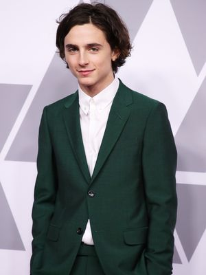 Prepare to Obsess Over Timothée Chalamet's New Cover Shoot