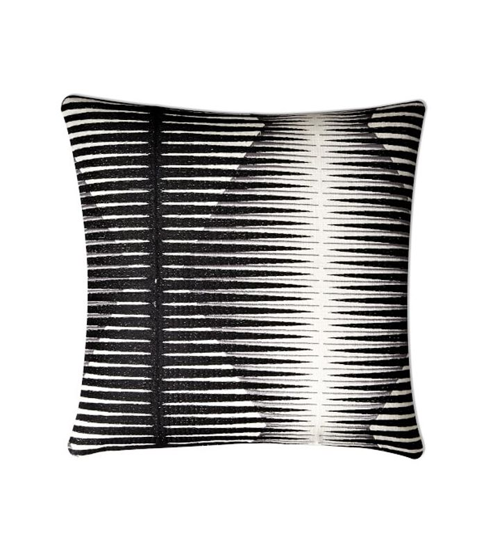 Illusive Embroidered Pillow Cover by Williams Sonoma