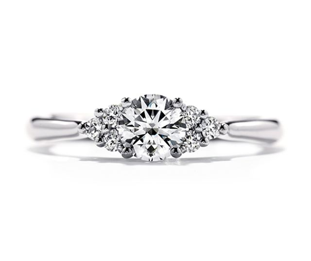 Hearts On Fire Felicity Queen Anne Engagement Ring