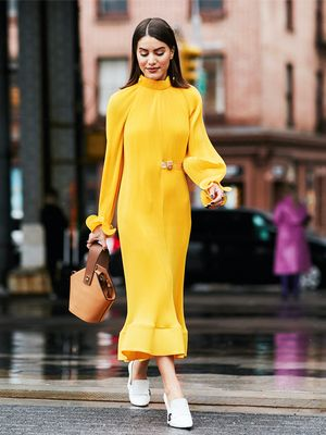 50 Street Style Shots for All the Dress Lovers Out There