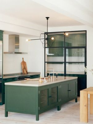 13 Kitchen Cabinet Ideas That Seriously Rival All-White
