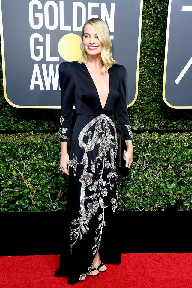 Margot Robbie Deserves an Oscar for Her Red Carpet Style