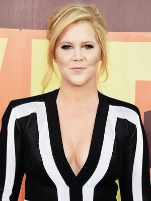 Surprise: Amy Schumer Reportedly Got Married