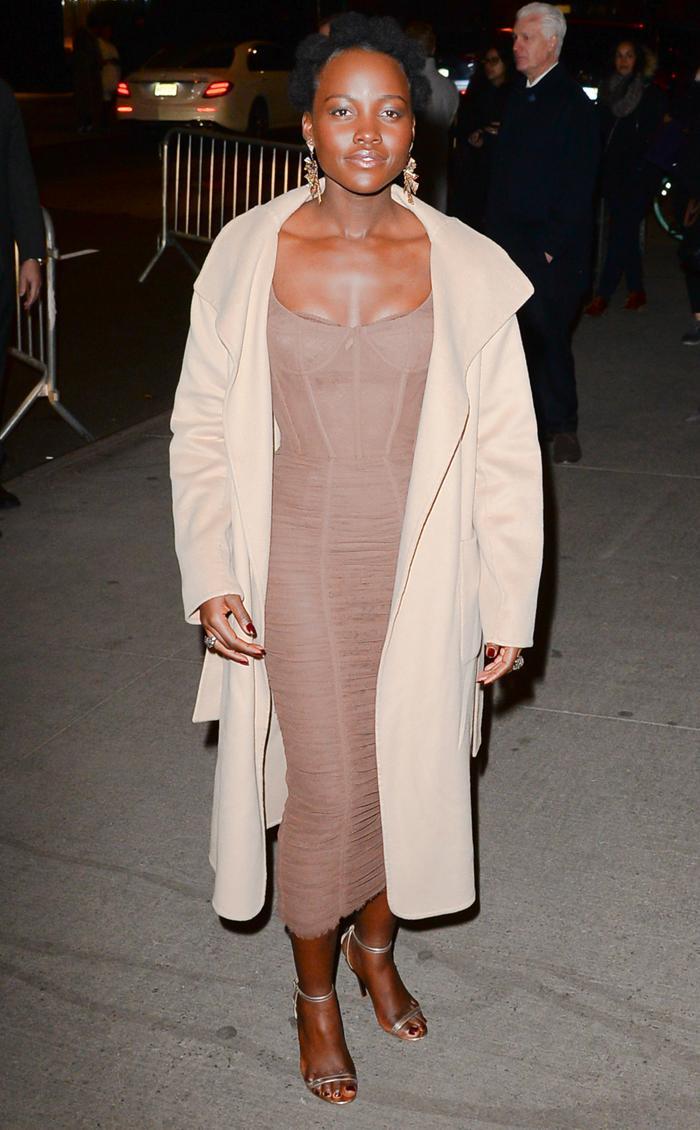 Lupita Nyong'o style: