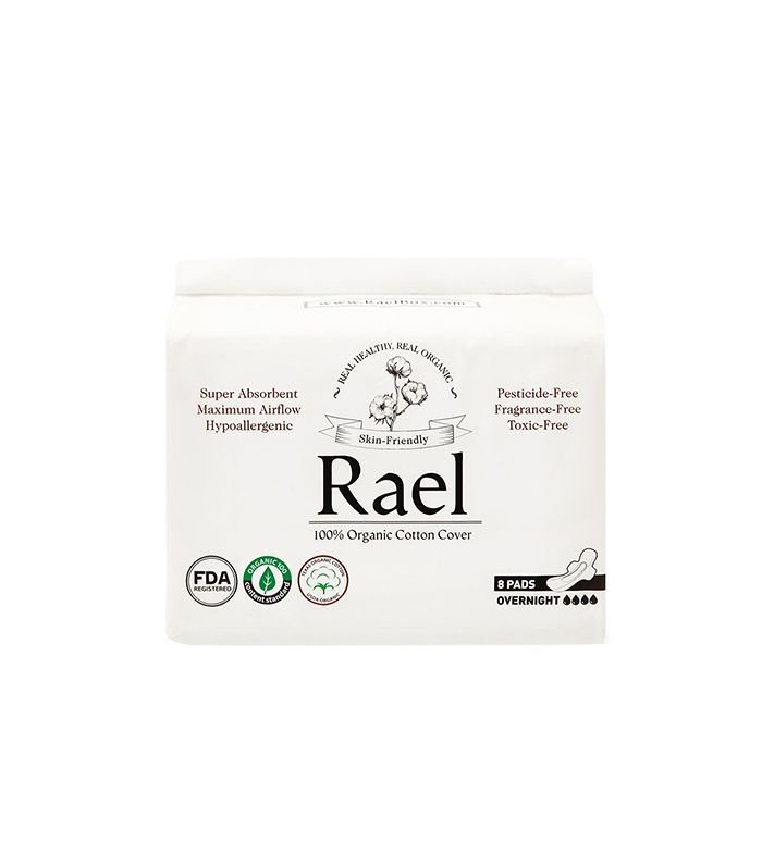Overnight Pads by Rael