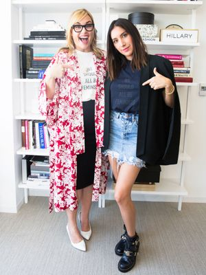 It's Here! Jen Atkin Is the First Guest in MyDomaine's Podcast, Second Life