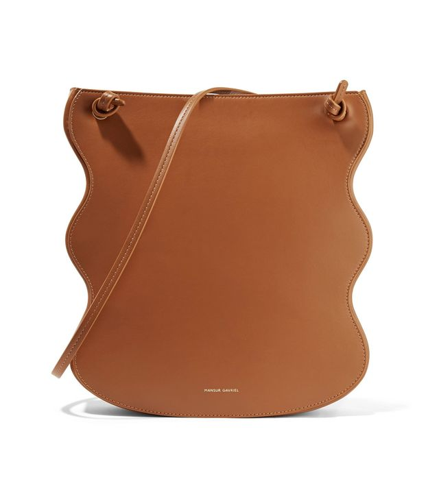 Ocean Leather Tote