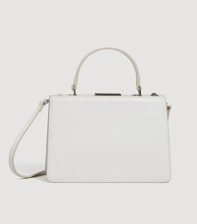 Top handle small bag
