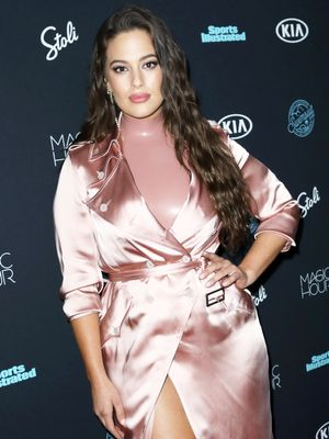 Ashley Graham Wore the Chicest $115 Shoes on the Red Carpet