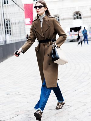 Minimalistic Coats Our Editors Love