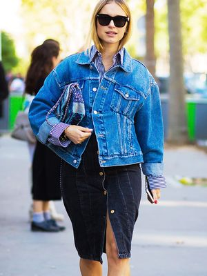 The 15 Best Denim Skirts to Try for Spring