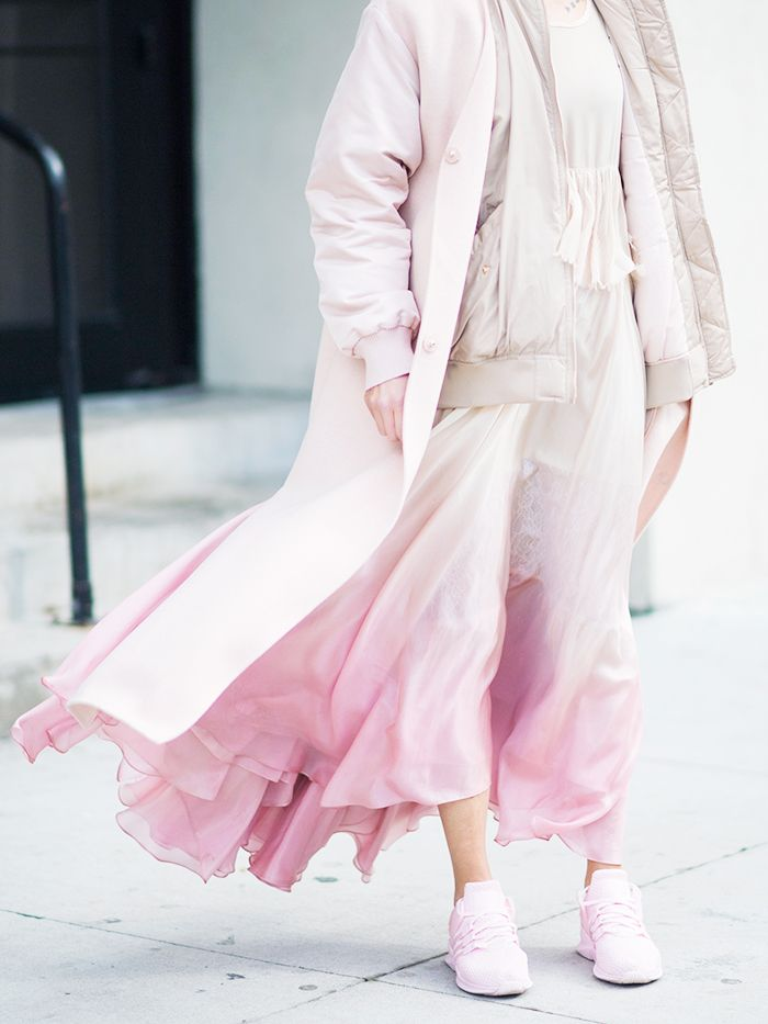 Pastel Trainers Trend