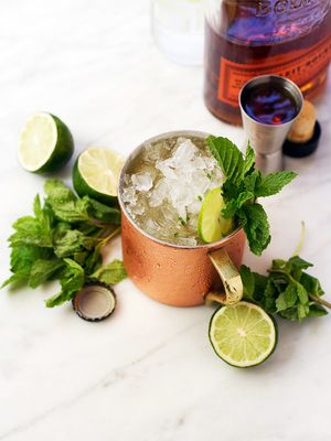 Ginger Beer Cocktails to Remind You That Moscow Mules Are Just the Beginning