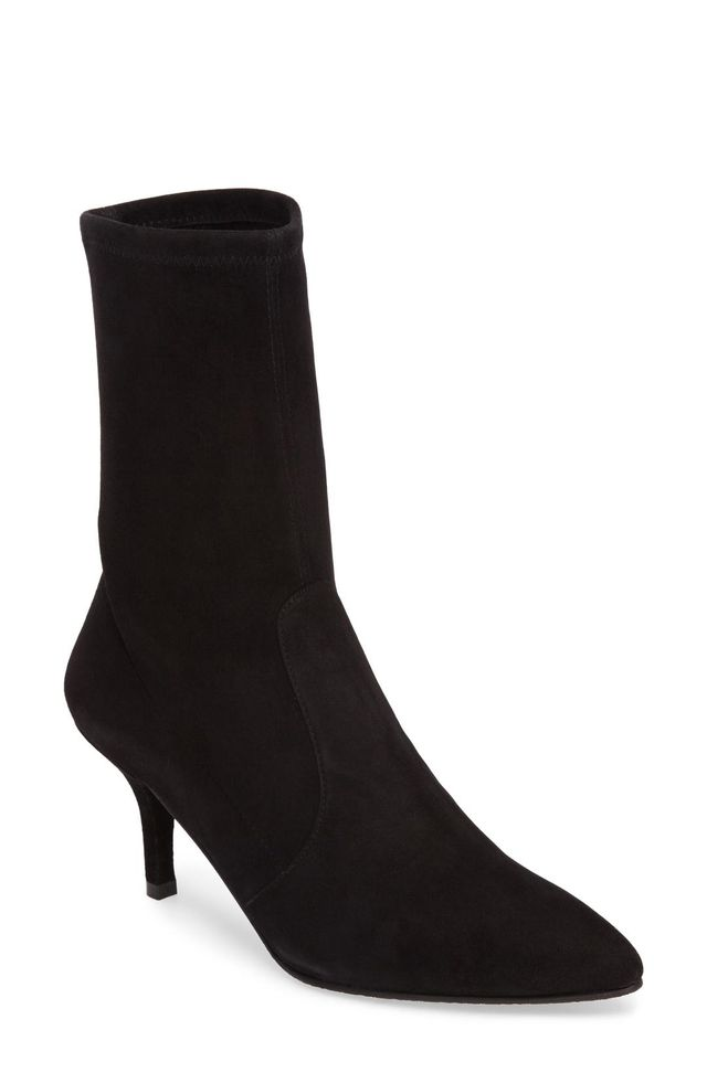 Cling Stretch Bootie