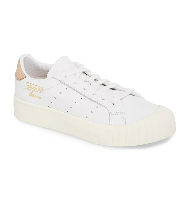 Women's Adidas Everyn Perforated Low Top Sneaker
