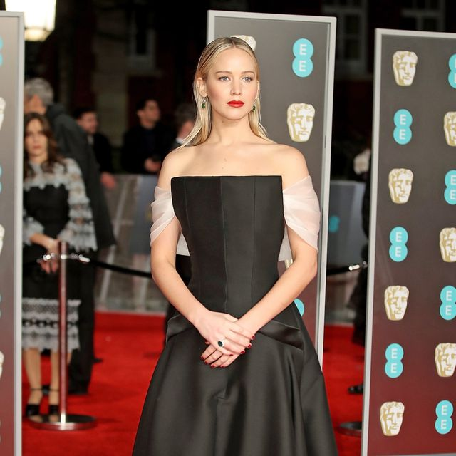 The BAFTAs Red Carpet Looked So Much Like the Golden Globes