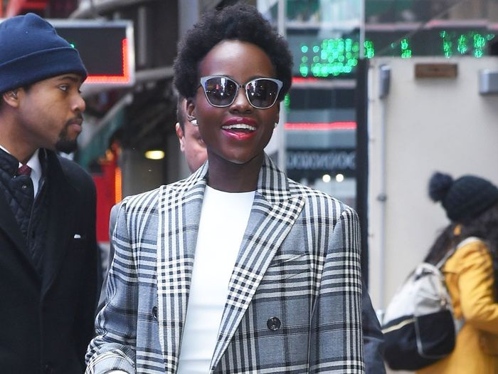 """Lupita Nyong'o Schools Us on the Meaning of """"Business Casual"""""""
