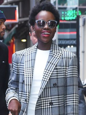 "Lupita Nyong'o Schools Us on the Meaning of ""Business Casual"""
